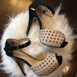 Rock Republic studded heels